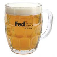 """בולט- כוס בירה עם ידית 570 מ""""ל"""